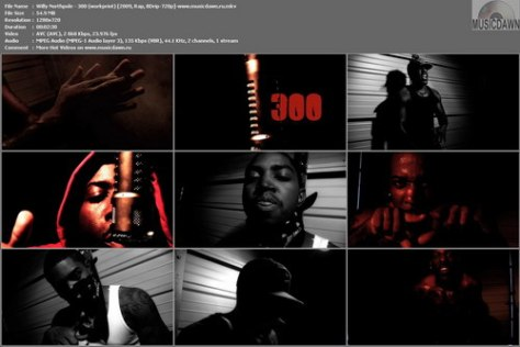 Willy Northpole - 300 (2009, Rap, HDrip 720p)