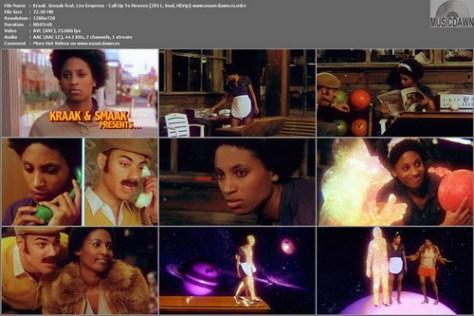 Kraak & Smaak feat. Lex Empress - Call Up To Heaven (2011, HD 720p)