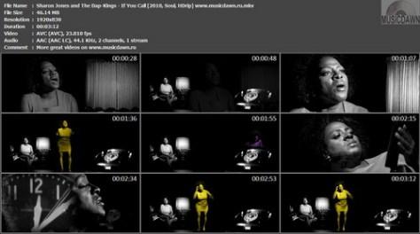 Sharon Jones and The Dap-Kings – If You Call [2010, HDrip] Music Video (Re:Up)