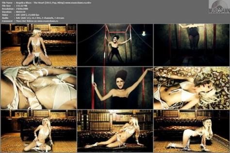 Angelica Blaze - The Heart (2012, Pop, HD 1080p)