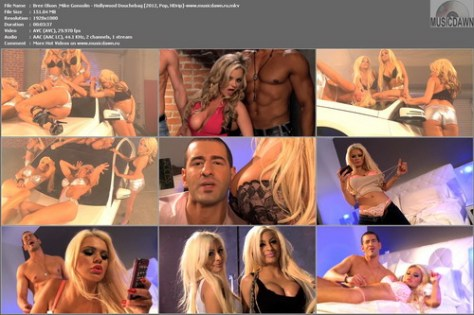 Bree Olson & Mike Gonsolin – Hollywood Douchebag [2012, HD 1080p] Music Video