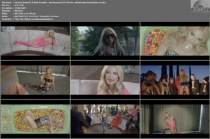 Havana Brown ft. R3hab, Prophet – Big Banana [2013, HD 1080p] Music Video