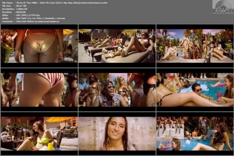 JD Era ft. Mac Miller - Hate Me Later (2012, Hip-Hop, HD 720p)