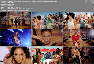 Jennifer Lopez ft. Pitbull – Live It Up [2013, HD 1080p] Music Video