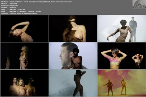 Justin Timberlake – Tunnel Vision (Uncensored) [2013, HD 1080p] Music Video