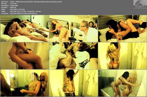 Maino – Molly (Uncensored) [2013, HD 1080p] Music Video