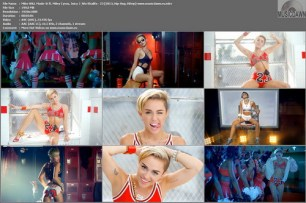 Mike WiLL Made-It ft. Miley Cyrus, Juicy J & Wiz Khalifa – 23 [2013, HD 1080p] Music Video