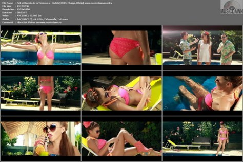 Nek si Blondu de la Timisoara – Habibi [2013, HD 1080p] Music Video