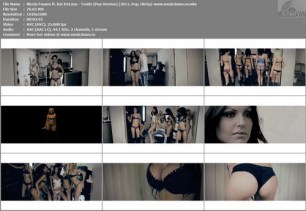 Nicola Fasano ft. Kat DeLuna – Tonite (2 Versions) [2011, HD 1080p] Music Video