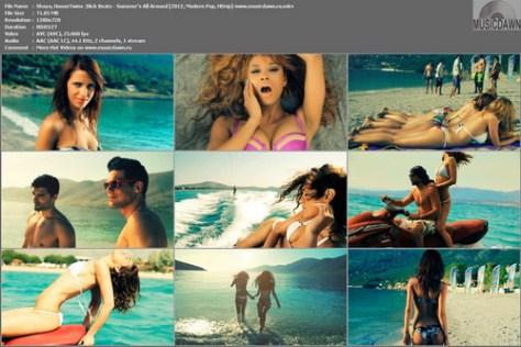 Shaya, HouseTwins & Slick Beats - Summer's All Around (2012, HD 720p)
