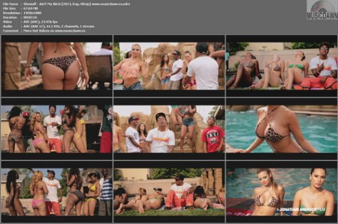 Showoff – Ain't My Bitch [2013, HD 1080p] Music Video