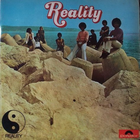 Reality – Self-Titled LP [Blue Elephant] '1972 (Re:Up)
