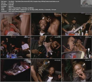 Too $hort – Top Down (Uncensored) [1995, DVDrip] Music Video