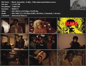 Black Dynamite Trailer 720p
