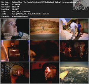Fatboy Slim - The Rockafella Skank (1998, Big Beat, DVDrip)