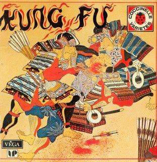 The Sumos - Kung Fu (1974)