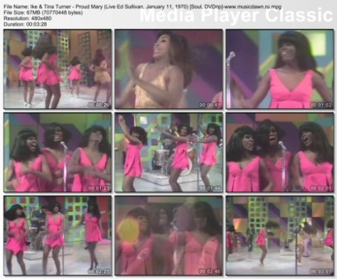 Ike & Tina Turner – Proud Mary & Bold Soul Sister (Live Ed Sullivan, January 11, 1970) Music Videos