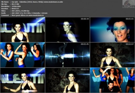 Valentina – Eja Qele [2010, HDrip] Music Video