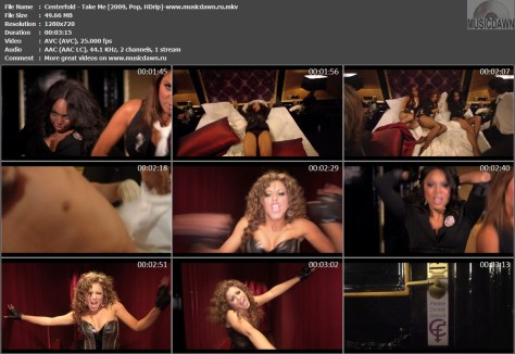 Centerfold – Take Me [2009, HDrip] Music Video