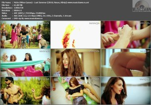 Nicko (Nikos Ganos) – Last Summer [2010, HDrip] Music Video