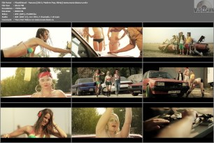 Plastikhead – Nanana [2013, HD 1080p] Music Video