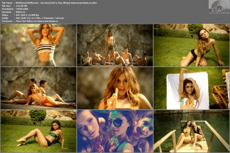 Eleftheria Eleftheriou – Gia Sena [2014, HD 1080p] Music Video