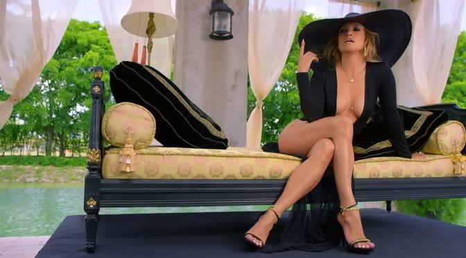 Клип Prince Royce ft. Jennifer Lopez, Pitbull - Back It Up HD Video