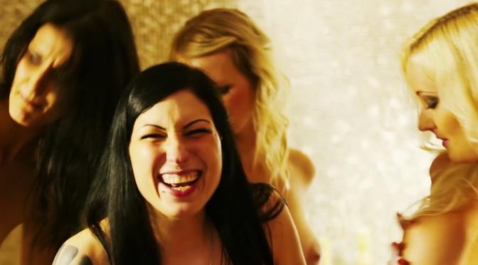 Видео клип King Orgasmus One ft. Mandy Monroe - Gang Bang Party (Uncensored) HD Video