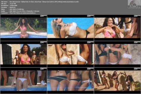 Клип Rico Bernasconi & Tuklan feat. A-Class & Sean Paul – Ebony Eyes [2015, HD 1080p] Music Video