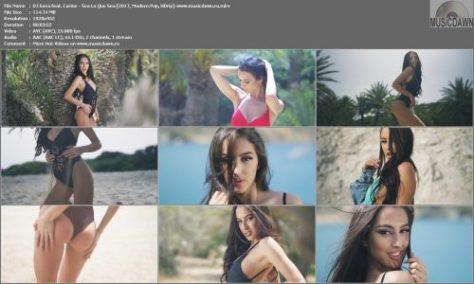 Клип DJ Sava feat. Carine – Sea Lo Que Sea [2017, HD 1080p] Music Video