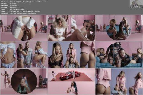Клип Belly – P.O.P. [2017, HD 1080p] Music Video