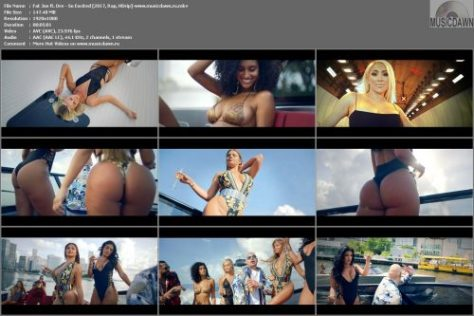 Клип Fat Joe ft. Dre – So Excited [2017, HD 1080p] Music Video