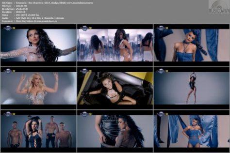 Клип Емануела – Без чувства / Emanuela – Bez Chuvstva [2017, Ultra HD 2K] Music Video