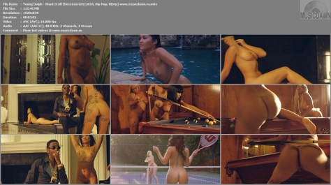 Видео Без Цензуры Young Dolph – Want It All (Uncensored) [2016, HD 1080p] Music Video