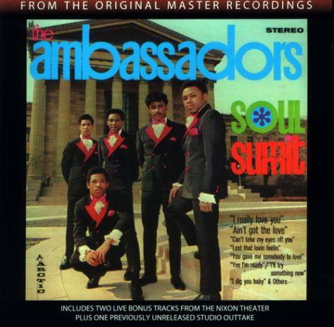 The Ambassadors – Soul Summit [Arctic] '1969