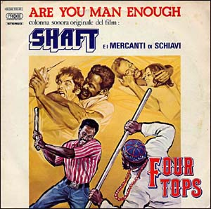 Johnny Pate – Shaft In Africa OST '1973