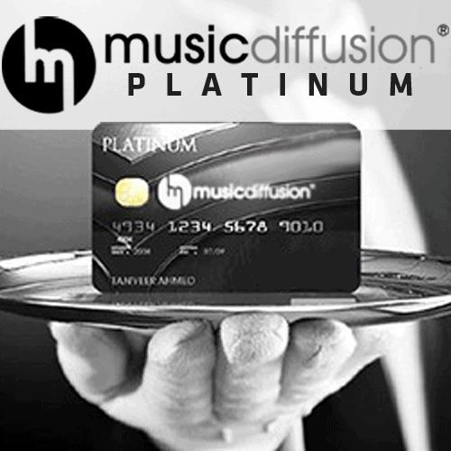 MusicDiffusion Platine