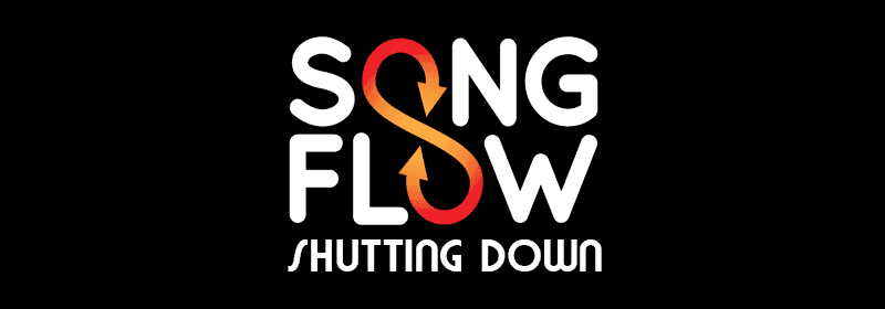 Songflow-shutting-down