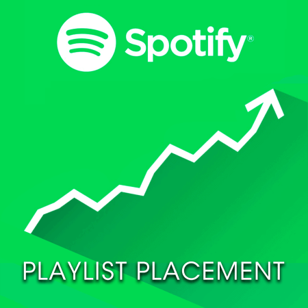 Spotify Playlist Organic Promotion