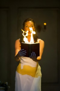 Hannah Pedley as Medea