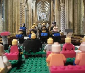 An unofficial choir photo...