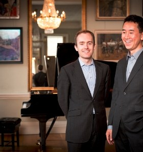 Guest review: Liz Watford on Parnassius Piano Duo