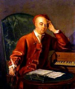 Gratuitous pic of Mr Handel