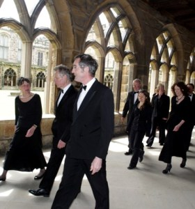 Guest post: Rob Barnes reviews Durham Singers