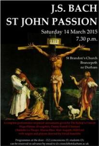 St John Poster