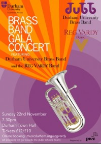 Reg Vardy Band and DUBB masterclass
