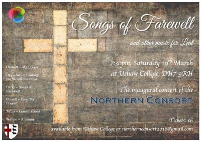 Northern Consort begin with a farewell