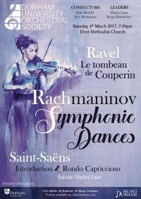 DUOS: Ravel to Rachmaninov