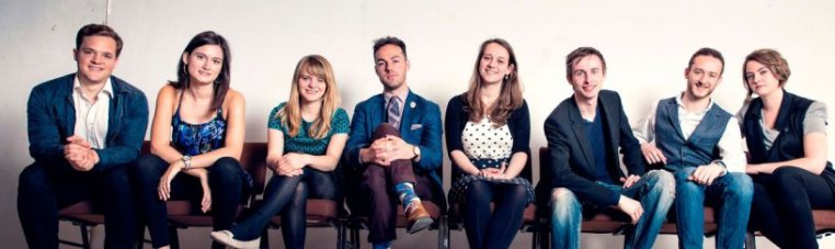 Photo of NYCGB Fellowship octet