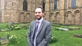 New organist appointed at Durham Cathedral